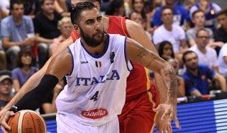 """Basket, Torneo di Tolosa: Italia travolta dalla Francia. Messina: """"Dobbiamo crescere"""""""