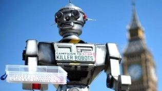 """Appello all'Onu: """"Fermate i soldati-robot, sono un pericolo"""""""