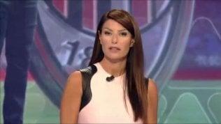 Il Milan boicotta Ilaria D'Amicoper colpa di questa battuta