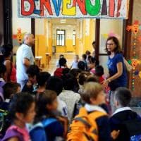 Scuola, in tre anni persi centomila alunni: quest'anno 33mila bambini in