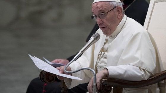 """Messaggio di Papa Francesco: """"Sì allo ius soli e allo ius culturae"""""""