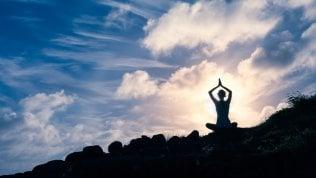 """Yoga, non solo postura. """"Aiuta a tenere lontana la depressione"""""""