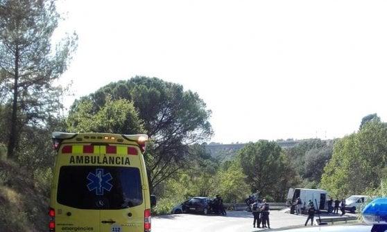 Catalogna, ucciso Younes Abouyaaqoub: il terrorista indossava cintura esplosiva finta