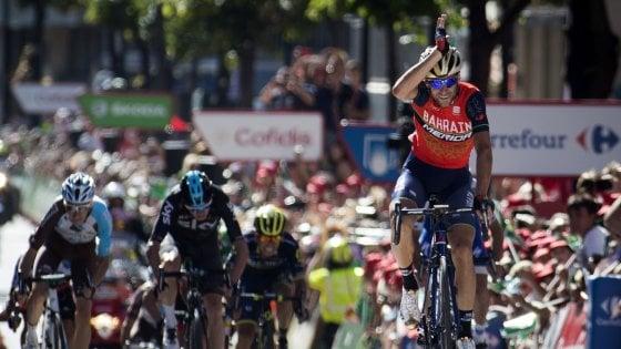 Ciclismo, Vuelta: impresa di Nibali ad Andorra. Froome conquista la maglia rossa