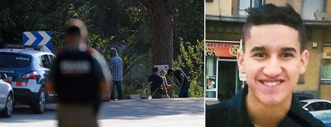 Ucciso Younes il fuggitivo: blitz della poliziain strada dopo la segnalazione di una passante