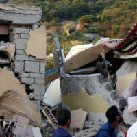 Terremoto Ischia, Protezione civile: