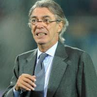 """Massimo Moratti: """"Rossi assegnò lo scudetto all'Inter ma a stregarlo furono gli juventini"""""""