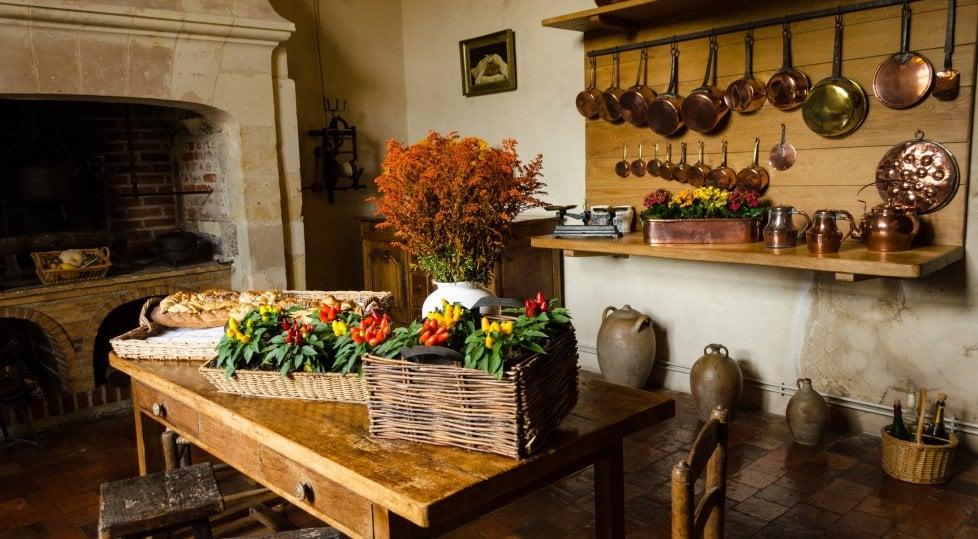 Castelli gourmet:  il ristorante (di qualità)  è tra torri e ponti levatoi