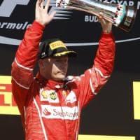 F1, Ferrari rinnova il contratto di Raikkonen: