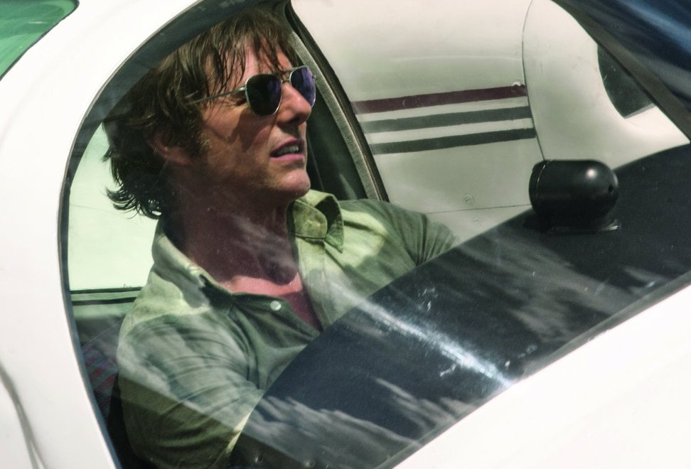 'American Made', peripezie in volo per Tom Cruise