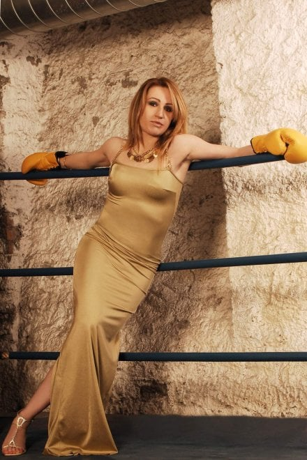 Boxe, Maria Moroni: la suffragetta del ring