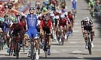 Ancora Italia alla Vuelta  Trentin vince in volata