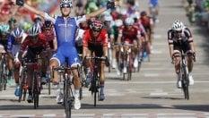 Ciclismo, ancora Italia alla Vuelta: Trentin vince in volataFroome resta in maglia rossa, Nibali a 10''