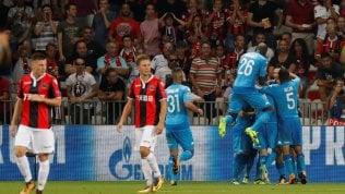 Il Napoli è in Champions Leaguedomina anche a Nizza 0-2 pagelle