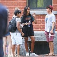 Usa, Malia Obama matricola: l'arrivo nel campus di Harvard