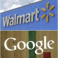 Alleanza Walmart-Google: sfida ad Amazon sull'e-commerce