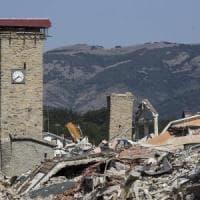 Il terremoto distrugge anche il reddito: dimezzato il pil pro capite nei comuni colpiti