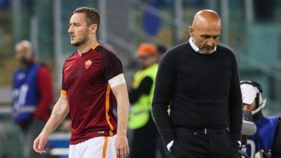"""Dalla gestione Totti alla stampa """"sfigata"""": il ritorno a Roma di Spalletti"""