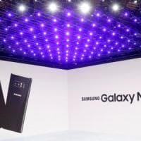 Ecco il Galaxy Note 8: display e fotocamera super. Samsung cerca il riscatto