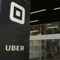 Uber, balzo delle corse e rosso in calo