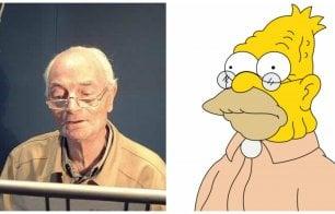 Addio a Mario Milita, la voce di nonno Simpson