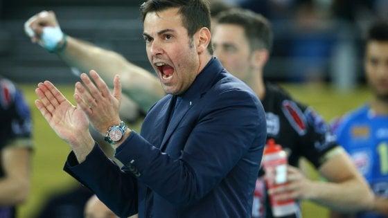 """Volley, Blengini: """"Vogliamo un Europeo da protagonisti"""""""
