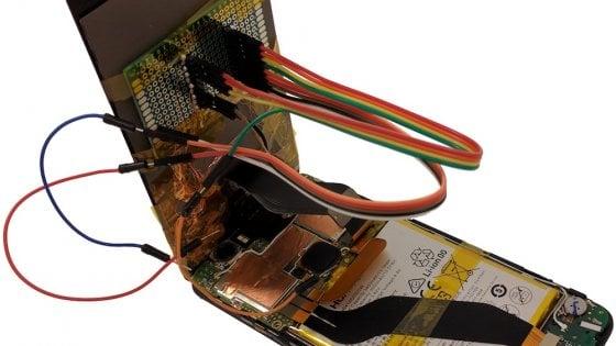 Smartphone da riparare? Attenzione ai pezzi di ricambio: a rischio la sicurezza