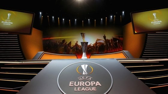 Europa League, il Milan pesca l'Austria Vienna, Lazio contro il Nizza di Balotelli. Girone di ferro per l'Atalanta
