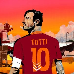 OJA 2017, Repubblica in finale agli Oscar del giornalismo online per lo speciale su Totti