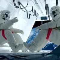 Riciclaggio spaziale: da urina e CO2 integratori e pezzi di ricambio