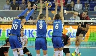 Volley, Europei: esordio amaro per l'Italia, azzurri ko con la Germania al tie-break
