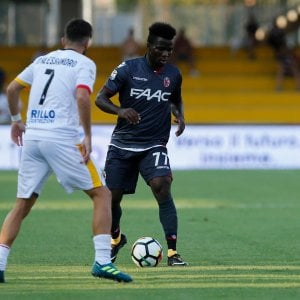 Le pagelle di Benevento-Bologna: Costa impreciso, Donsah esplosivo