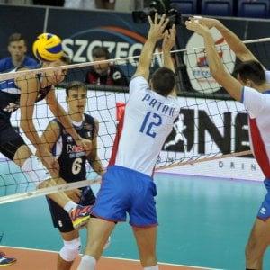 Volley, Europei: riscatto Italia, 3-0 alla Slovacchia
