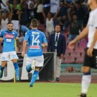 Napoli e milanesi, segnale al campionato