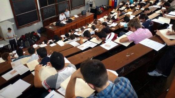 Da oggi niente esami: docenti universitari in sciopero