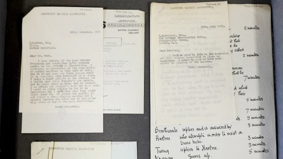 Trovate le lettere di Alan Turing: ''Odio gli Stati Uniti''