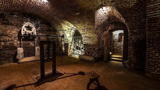 Tra l'antica zecca e citazioni horror: i brividi della Repubblica Ceca sotterranea