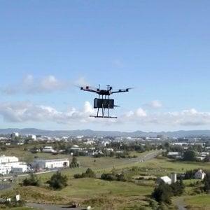 Islanda, tutte le spedizioni affidate ai droni