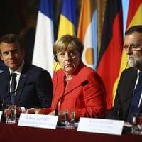 Migranti, Gentiloni alla Ue: