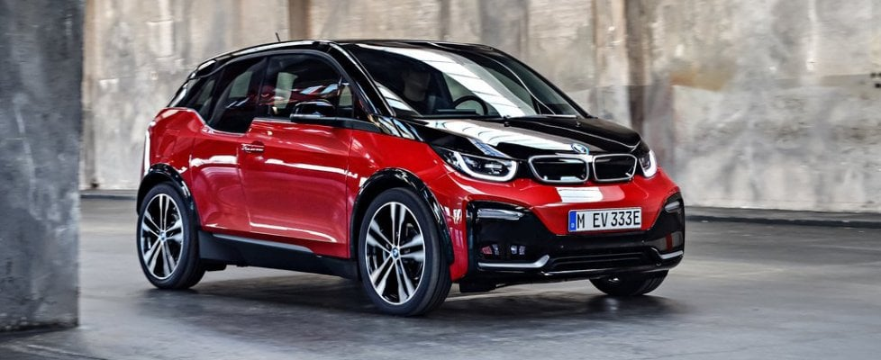 nuova bmw i3 schiaffo alla tesla. Black Bedroom Furniture Sets. Home Design Ideas