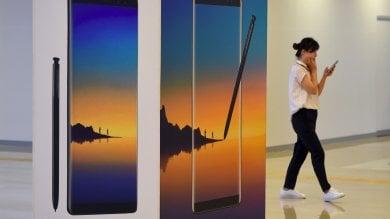 Display e fotocamera super per il Note 8. Samsung cerca il riscatto /   Foto