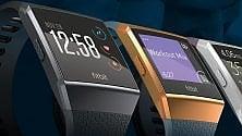 Arriva Fitbit Ionic, lo smartwatch che pensa alla salute