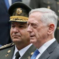 Usa, Mattis congela lo stop ai transgender nelle Forze armate