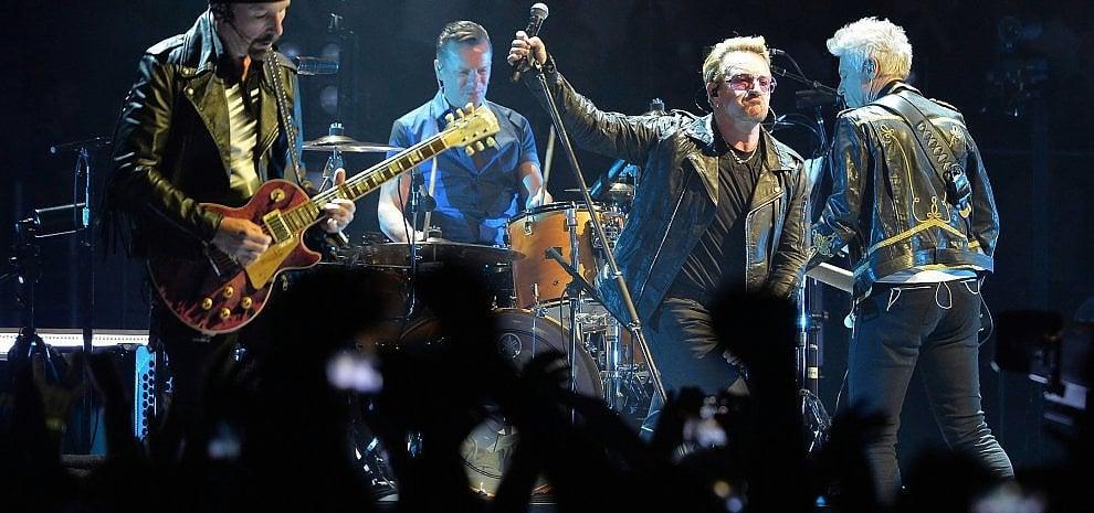 Esce 'The Blackout', brano inedito degli U2