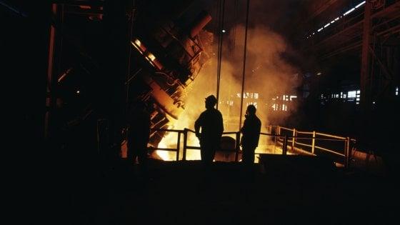 Acciaierie di Terni: memorie dall'altoforno
