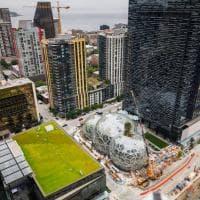 Nel cuore di Amazon, la nuova sede del colosso hi-tech di Seattle