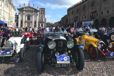 """""""Gran Premio Nuvolari"""", così rivive il mito di Tazio"""