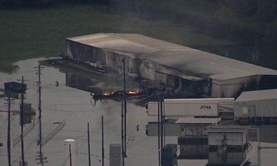 Harvey, le vittime sono almeno 47. Due esplosioni in impianto chimico del Texas