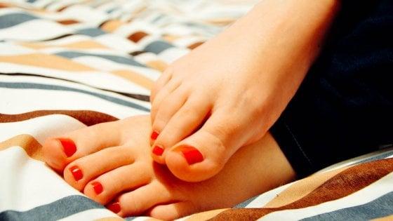 Maschere e pediluvi, il piede si rigenera