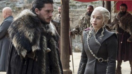 Game of Thrones, potrebbe non essere la fine. L'intelligenza artificiale immagina il sequel